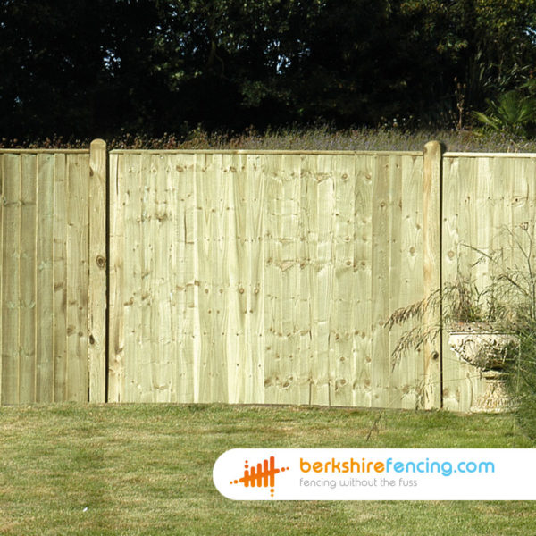 Pressure Treated Close Board Fence Panels 5ft x 6ft
