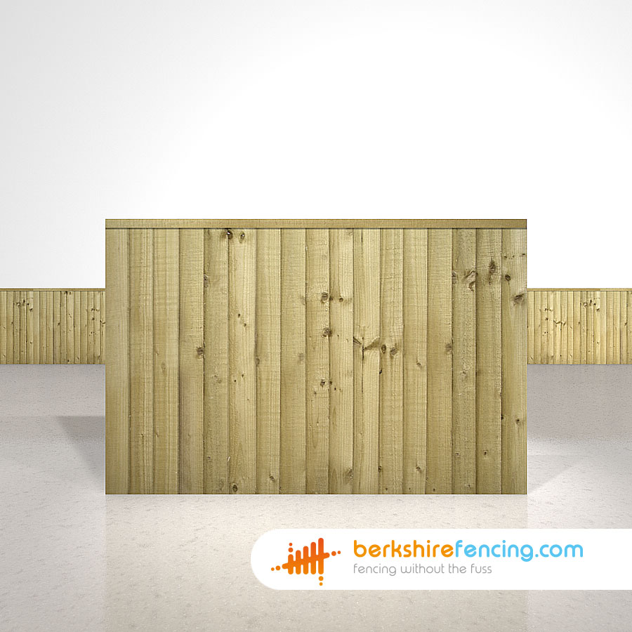 Close board fence panels 4ft x 6ft natural berkshire fencing close board fence panels 4ft x 6ft natural baanklon Image collections
