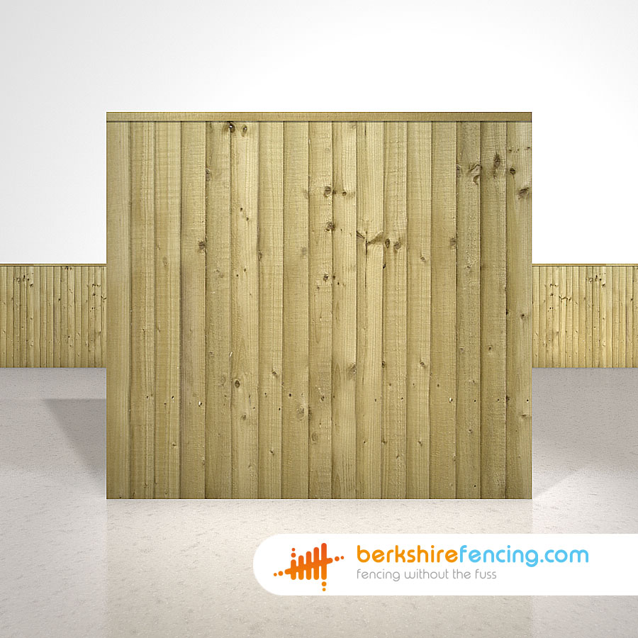 Close board fence panels 55ft x 6ft natural berkshire fencing garden close board fence panels 55ft x 6ft natural baanklon Image collections
