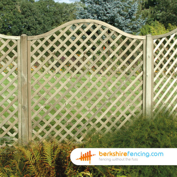 another Fantastic quality job completed near Eton by Berkshire Fencing Services