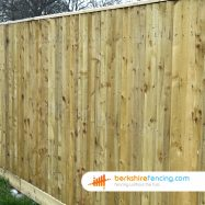Close Board Fence Boards