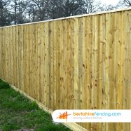 Close Board Fence Kits