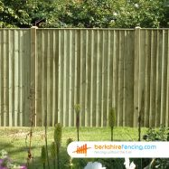 Close Board Fence Panels