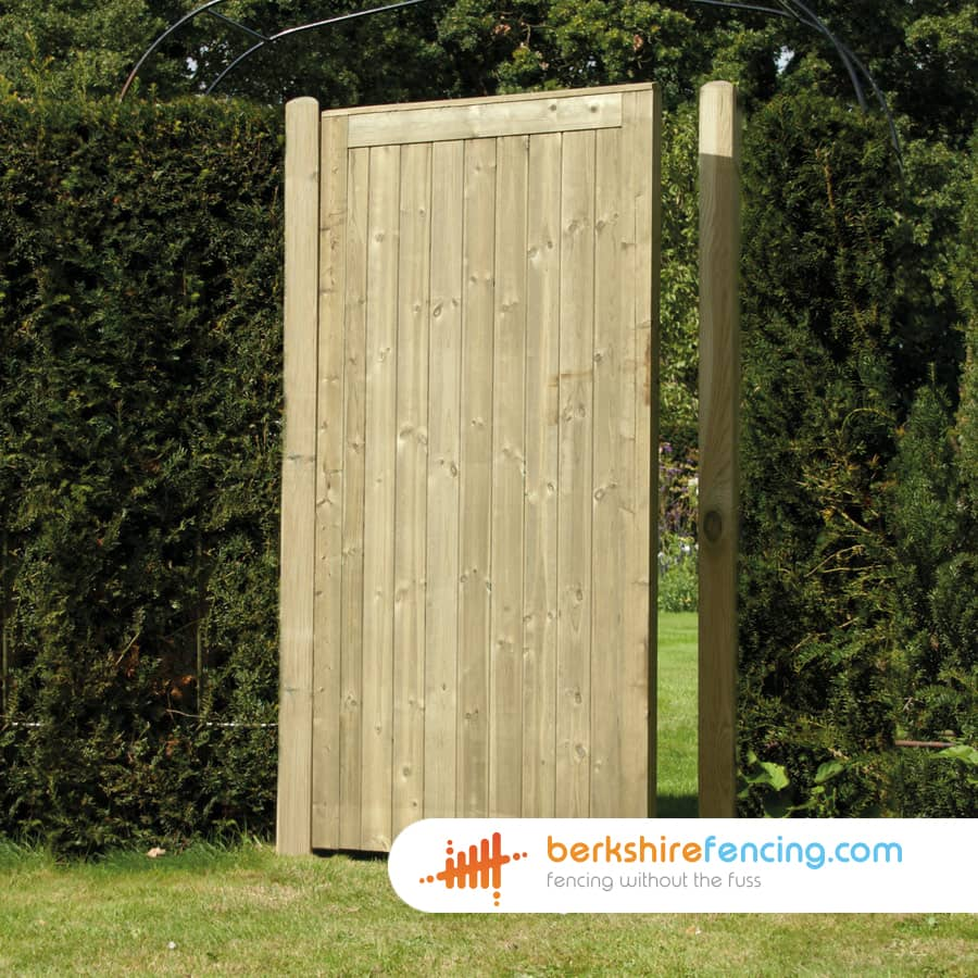 Elite Tongue And Groove Panelled Gate 900mm X 1800mm