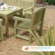Garden Carver Seat