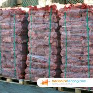 Kiln Dried Logs (3) 100mm x 100mm x 100mm natural