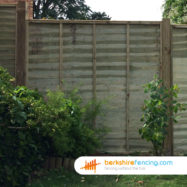 Lap Fence Panels