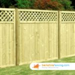 Tougue and Groove Fence Panelling