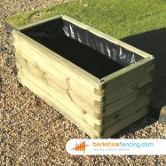 Exclusive Elite Planter 1000mm x 500mm x 500mm natural