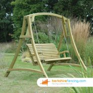 Exclusive Swing Seat 900mm x 2000mm x 1500mm natural