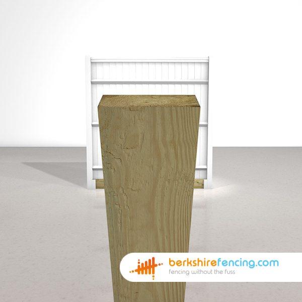 Wooden Gravel Boards 180cm x 15cm x 2.2cm natural
